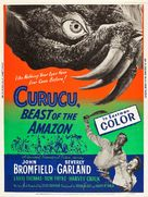 Curucu, Beast of the Amazon - Movie Poster (xs thumbnail)