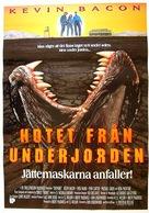 Tremors - Swedish Movie Cover (xs thumbnail)