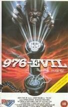976-EVIL - British VHS movie cover (xs thumbnail)