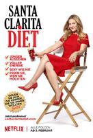 """Santa Clarita Diet"" - German Movie Poster (xs thumbnail)"