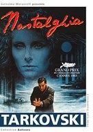 Nostalghia - French DVD movie cover (xs thumbnail)