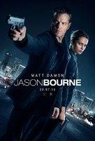Jason Bourne - Thai Movie Poster (xs thumbnail)