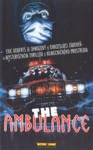 The Ambulance - Slovak VHS movie cover (xs thumbnail)