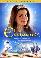 Ella Enchanted - DVD cover (xs thumbnail)