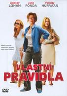 Georgia Rule - Czech DVD cover (xs thumbnail)