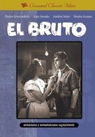 El Bruto - Argentinian Movie Cover (xs thumbnail)