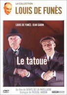 Le tatoué - French Movie Cover (xs thumbnail)
