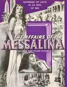 Messalina - DVD cover (xs thumbnail)