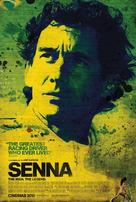 Senna - British Movie Poster (xs thumbnail)
