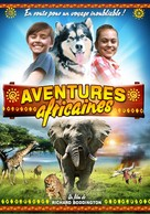 Against the Wild 2: Survive the Serengeti - French DVD movie cover (xs thumbnail)