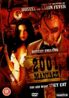 2001 Maniacs - British DVD cover (xs thumbnail)