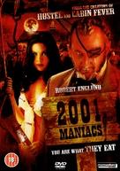2001 Maniacs - British DVD movie cover (xs thumbnail)