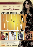Hunky Dory - New Zealand Movie Poster (xs thumbnail)