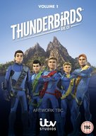 """Thunderbirds Are Go"" - British DVD movie cover (xs thumbnail)"