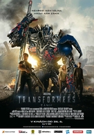 Transformers: Age of Extinction - Slovak Movie Poster (xs thumbnail)