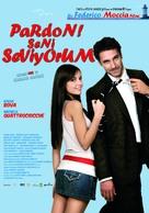 Scusa ma ti chiamo amore - Turkish Movie Poster (xs thumbnail)