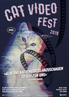 CatVideoFest 2019 - German Movie Poster (xs thumbnail)