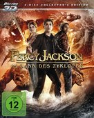 Percy Jackson: Sea of Monsters - German Blu-Ray cover (xs thumbnail)