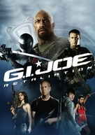 G.I. Joe: Retaliation - DVD cover (xs thumbnail)