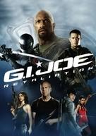 G.I. Joe: Retaliation - DVD cover (xs thumbnail)