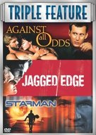 Jagged Edge - DVD cover (xs thumbnail)