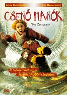 The Borrowers - Hungarian DVD movie cover (xs thumbnail)