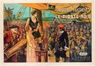The Black Pirate - French Movie Poster (xs thumbnail)