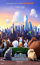 The Secret Life of Pets - Belgian Movie Poster (xs thumbnail)