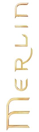"""Merlin"" - British Logo (xs thumbnail)"