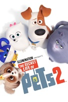 The Secret Life of Pets 2 - Movie Cover (xs thumbnail)