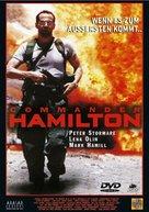 Hamilton - German poster (xs thumbnail)
