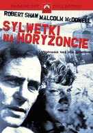 Figures in a Landscape - Polish DVD cover (xs thumbnail)