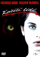 Cat People - Czech DVD movie cover (xs thumbnail)