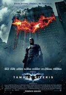 The Dark Knight - Lithuanian Movie Poster (xs thumbnail)
