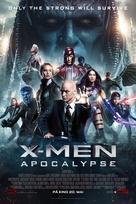 X-Men: Apocalypse - Norwegian Movie Poster (xs thumbnail)