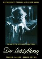 Der letzte Mann - German DVD cover (xs thumbnail)