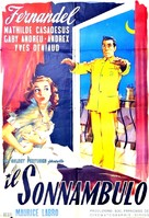 Boniface somnambule - Italian Movie Poster (xs thumbnail)