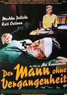 Mies vailla menneisyyttä - German Movie Poster (xs thumbnail)