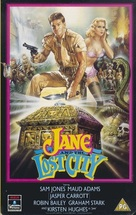 Jane and the Lost City - British Movie Cover (xs thumbnail)