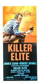 The Killer Elite - Italian Movie Poster (xs thumbnail)