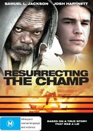 Resurrecting the Champ - Australian Movie Cover (xs thumbnail)
