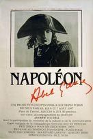 Napoléon - French Re-release poster (xs thumbnail)