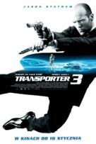 Transporter 3 - Polish Movie Poster (xs thumbnail)