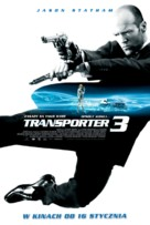 Transporter 3 - Polish Movie Poster (xs thumbnail)