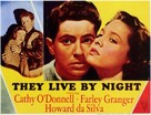They Live by Night - Movie Poster (xs thumbnail)