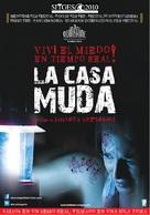 La casa muda - Argentinian Movie Poster (xs thumbnail)