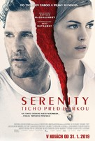 Serenity - Slovak Movie Poster (xs thumbnail)