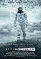Interstellar - Swedish Movie Poster (xs thumbnail)