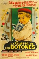 La guerre des boutons - Argentinian Movie Poster (xs thumbnail)