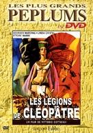 Le legioni di Cleopatra - French Movie Cover (xs thumbnail)
